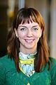 Siv Fridleifsdottir vid Nordiska radets session i Helsingfors 2008-10-27.jpg