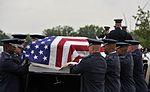 Six airmen lost over Laos in 1965 buried at Arlington 120709-F-MG591-004.jpg