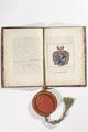 Sköldebrev för Christopher Thessmar, 1697 - Skoklosters slott - 98823.tif