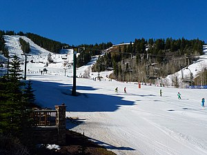 Deer Valley - Skiing at Deer Valley Utah