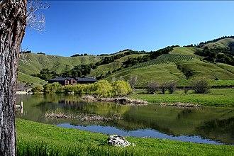 Skywalker Ranch - Skywalker Ranch Ewok Lake