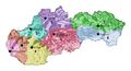 Slovakia administrative regions and main cities 2012.png