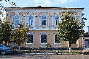 Izium - Image: Soborna, 6 (Izium)