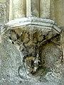 Soissons (02), abbaye Saint-Jean-des-Vignes, cloître gothique, galerie sud, cul-de-lampe 5.jpg