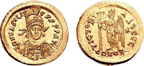 Solidus Basiliscus-RIC 1003