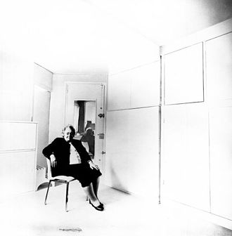 Sonia Delaunay - Sonia Delaunay by Lothar Wolleh, 1978