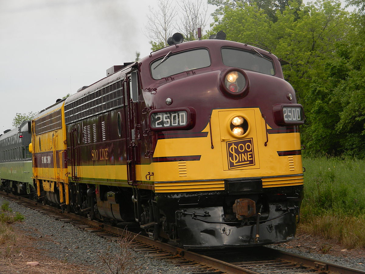 Px Soo Line Streamliner on Wisconsin Engine Model Numbers