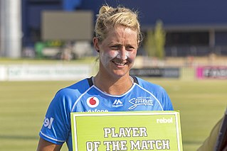 Sophie Devine New Zealand cricketer