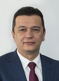 Sorin Grindeanu Romanian politician