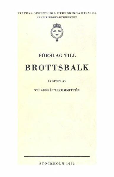 File:Sou 1953 14 brb Förslag till brottsbalk 1.djvu