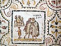 Sousse mosaic calendar January.JPG