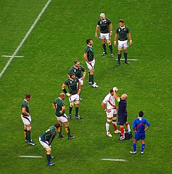 South Africa - England RWC 2007 boksforwards 14092007.jpg