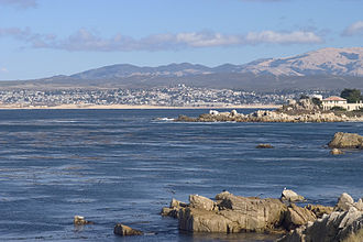 Maritime history of California - Monterey Bay
