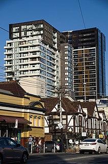 South Yarra, Victoria Suburb of Melbourne, Victoria, Australia
