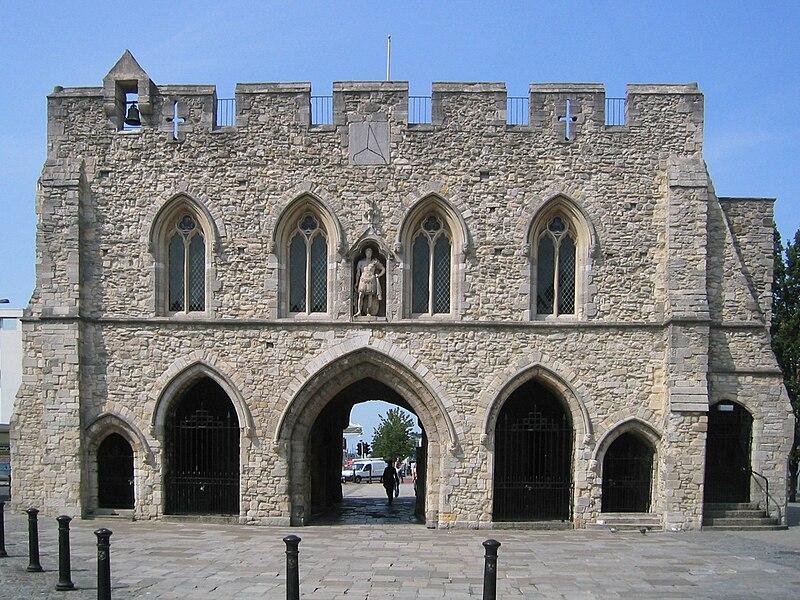 Pontos famosos de Southampton