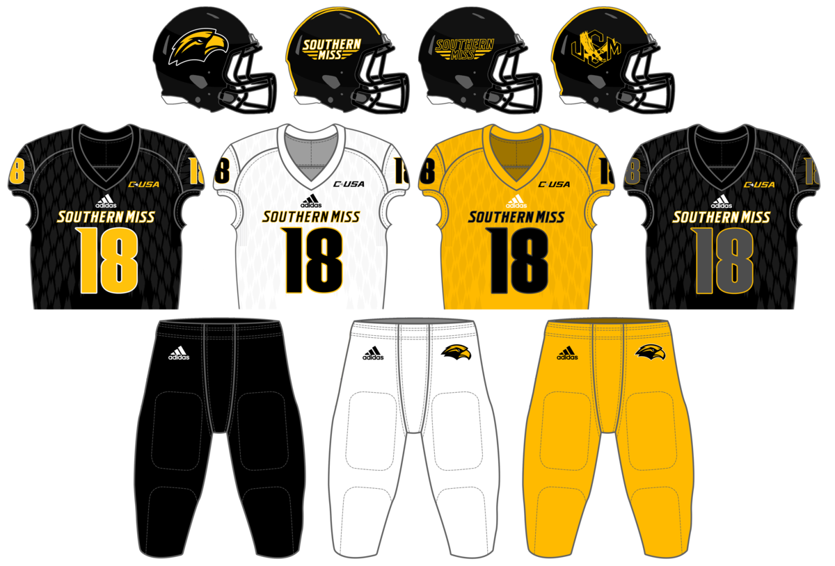 6f62c307ed9 Southern Miss Golden Eagles football - Wikipedia