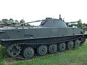 Soviet PT-76 model2 2