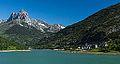 Spain, Aragon - Sallent de Gallego - Lannuza - Rio Gallego - Pyrenees moutain - Picture Image Photography (14437342004).jpg