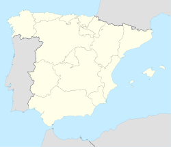 Salas is located in Spanyol