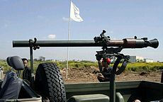 230px Spg_9_from_libya equipment of the syrian army wikipedia SPG-9 Weapon at bayanpartner.co