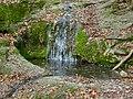 Srbsko, zmrzlý Bubovický vodopád.jpg