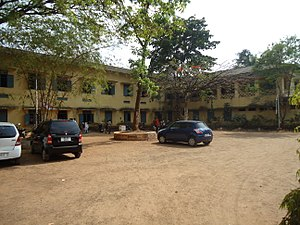 Sree Sankara College - Sree Sankara College campus