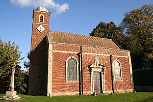 Stainfield - Image: St.Andrew's church, Stainfield, Lincs. geograph.org.uk 73409