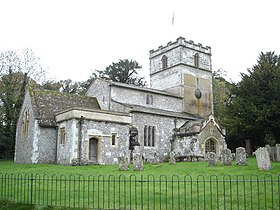 St. Michael's church in Gussage St. Michael - geograph.org.uk - 276743.jpg