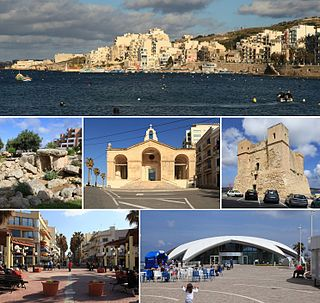 St. Pauls Bay Local council in Northern Region, Malta