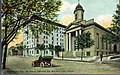 St. Peter's Cathedral and Murphy's Hotel Annex., Richmond, Va. (16811087566).jpg