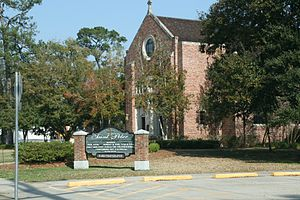 Covington, Louisiana - St. Peter Catholic Church