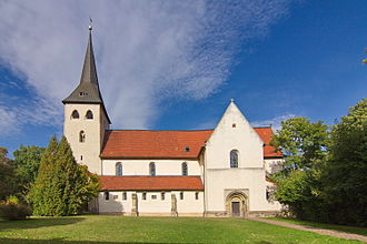 Heiningen, Lower Saxony - Sts Peter and Paul Church