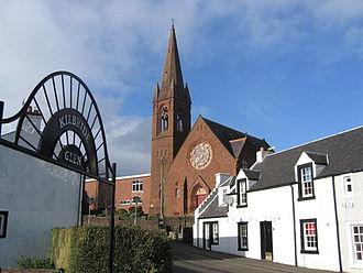 West Kilbride - St Andrew's Church