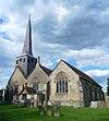 Szent Bertalan-templom, Church Road, Horley (NHLE kód: 1378035) (2012. május). JPG