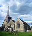 St Bartholomew's Church, Church Road, Horley (NHLE Code 1378035) (May 2012).JPG