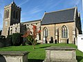 St Bartholomew and All Saints church, Wootton Bassett - geograph.org.uk - 1568065.jpg