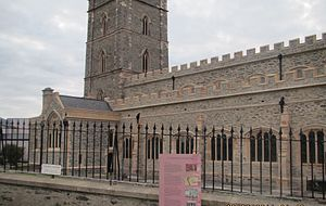 St Columb's Cathedral - Image: St Columb's Cathedral 4 by Paride