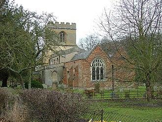Hexton - Image: St Faith's Church, Hexton. geograph.org.uk 113854
