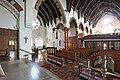 St George the Martyr, Aubrey Walk, London W8 - South arcade - geograph.org.uk - 1316613.jpg