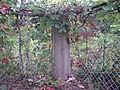 St John's Lutheran Cemetery fence corner.JPG