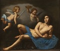 St Lawrence (Felice Ficherelli) - Nationalmuseum - 23861.tif