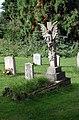 St Lawrence Church, Ardeley, Herts - Churchyard - geograph.org.uk - 359704.jpg