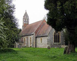 Pyrton village and civil parish in South Oxfordshire district, Oxfordshire, England