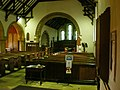 St Mary the Virgin, Oxenhope, Interior - geograph.org.uk - 1654733.jpg