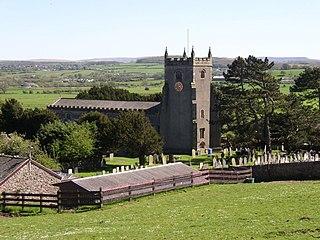 Warton, Lancaster village and civil parish in Lancaster, Lancashire, England