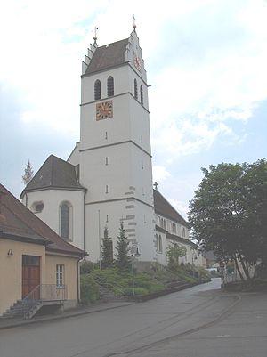 St Pankratius-Kirche