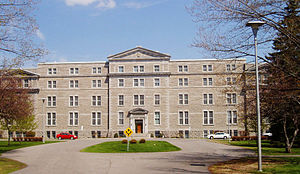 Saint Paul University - Deschatelets Residence, Saint Paul University