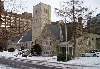 Church in Ontario, Canada