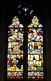 St Peter's church - medieval stained glass - geograph.org.uk - 773249.jpg