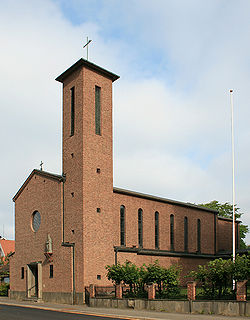 Thorfinn of Hamar Norwegian bishop and saint